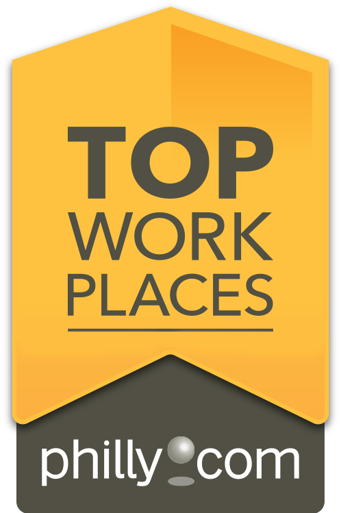 Philly.com Top Work Places Award